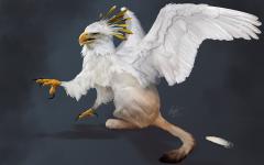 Celestial Griffin
