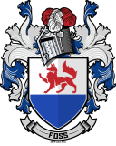 Foss Coat of Arms